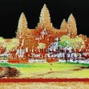 Cambodia - Angkor Wat - 3bb