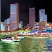 Singapore - Waterlife - 40bb