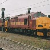 English Welsh & Scottish Railways Class 37/5, 37670