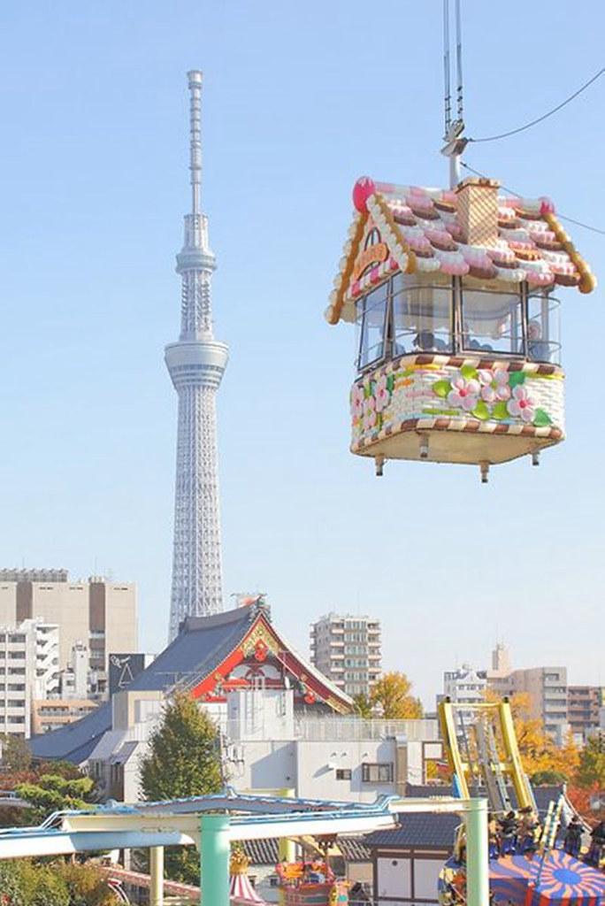 浅草花屋敷 (2)