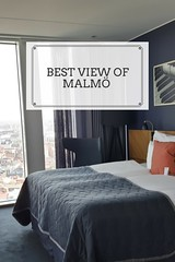Best view of Malmö - Clarion Malmö Live
