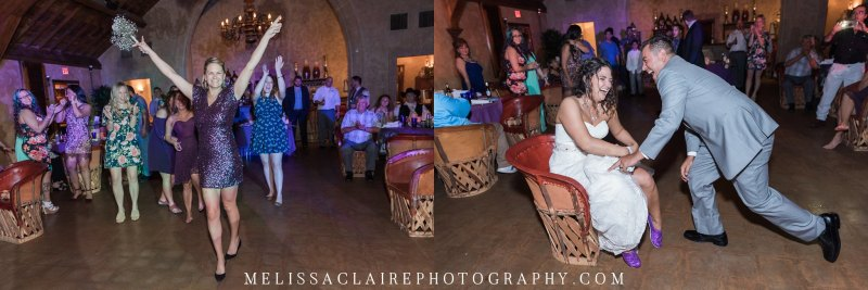 Joe T Garcia's Wedding Reception