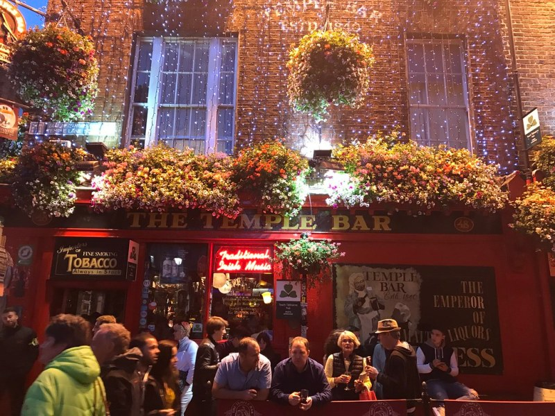 Dublin The Temple Bar