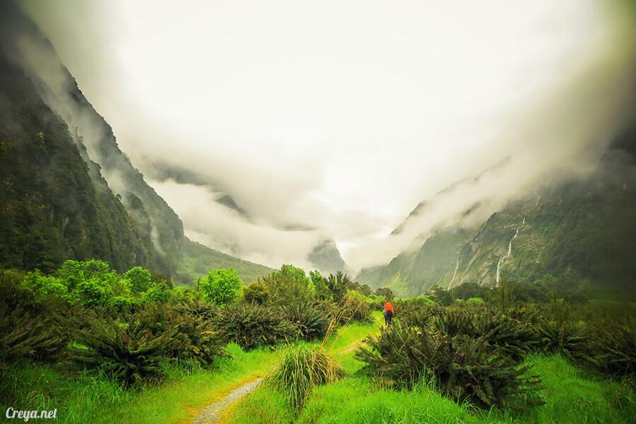 2017.07.28 | 紐到天涯海腳| 認識能爬要拜阿密托佛的紐西蘭最熱門的步道 - 米佛步道 Milford Track 09.jpg
