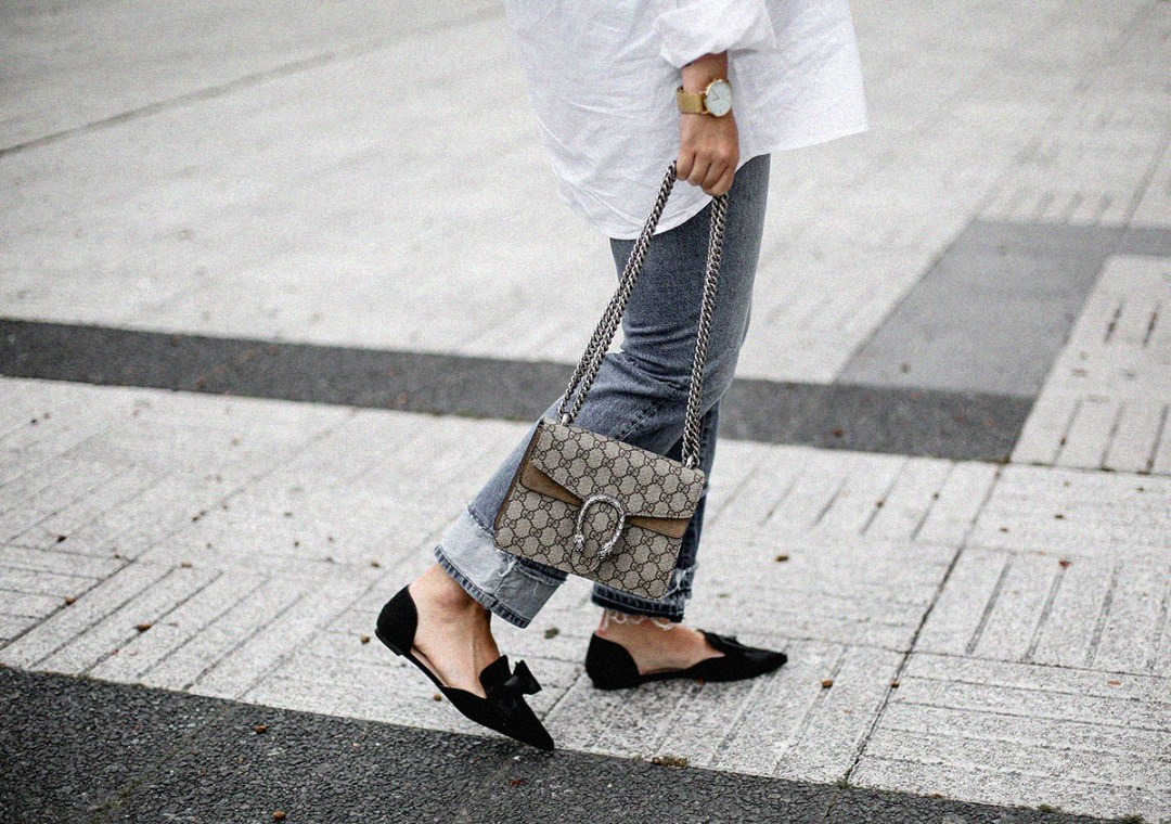 embroidered-white-blouse-bow-flats-hm-gucci-dionysus-streetstyle3