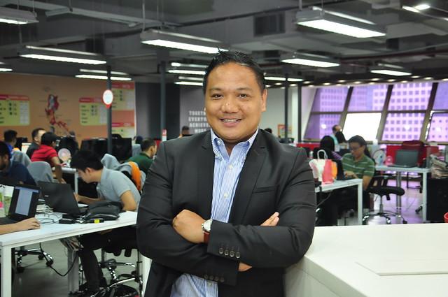 TrueMoney CEO Xavier Marzan 2