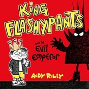King Flashypants: King Flashypants and the Evil Emperor: King Flashypants, Book 1 (Unabridged) Audio Book is finally available for Free Download !.