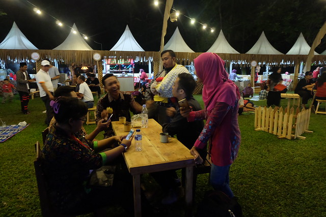 Borobudur international festival kuliner 2017