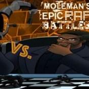 Moleman's Epic Rap Battles #41: David Xanatos Vs. Slade.