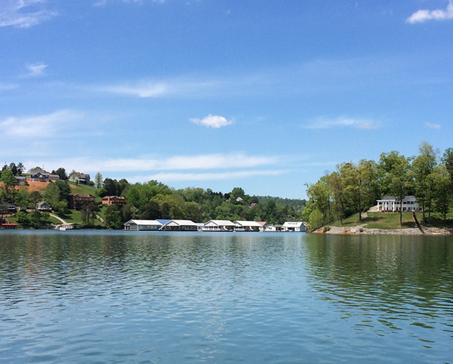 Lone Mountain Shores On Norris Lake New Tazewell TN
