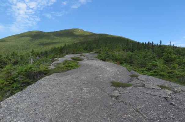 Berry Picker's Trail Ledge Open Climbing