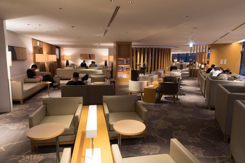 JAL Lounge