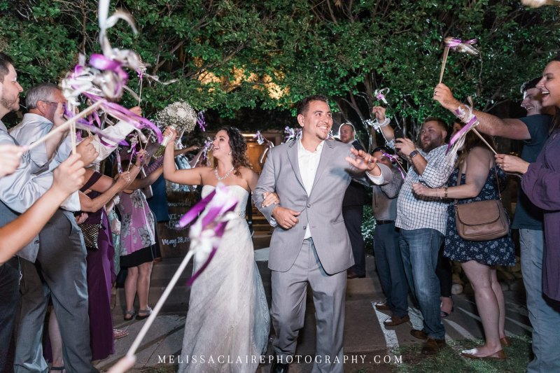 Joe T. Garcia's Wedding Reception