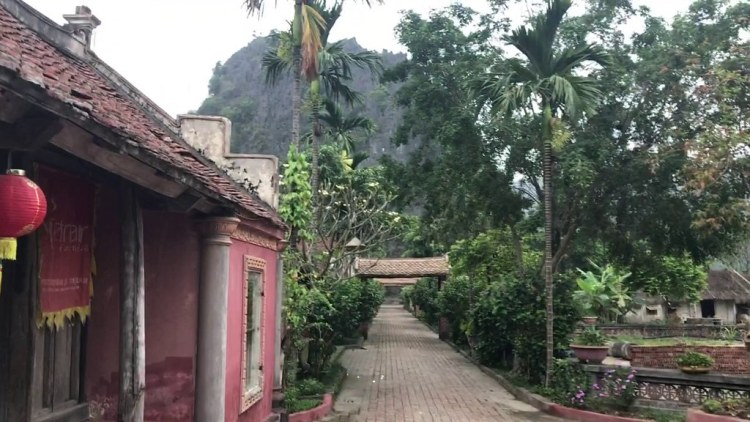 Ancient Village Street