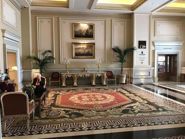 Lobby et espaces partagés - Grande Bretagne Athenes