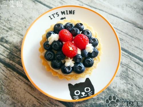 三隻貓甜點