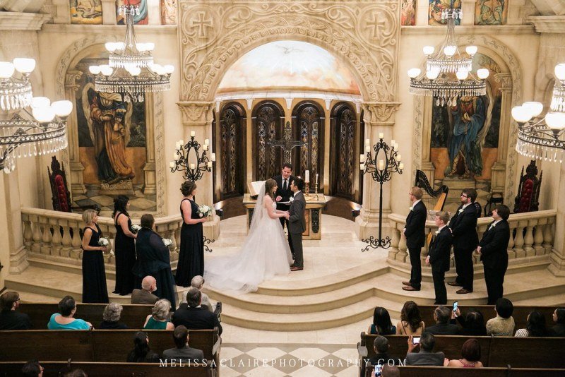 Bella Donna Chapel Wedding