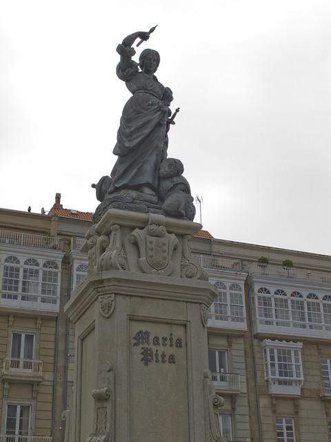 María Pita - A Coruña