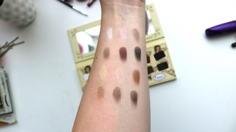Nude Tude swatches