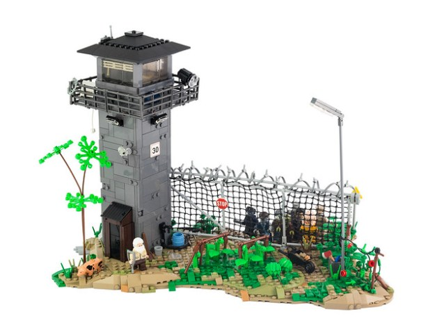 The Walking Dead - Prison