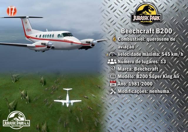 17 Beechcraft B200