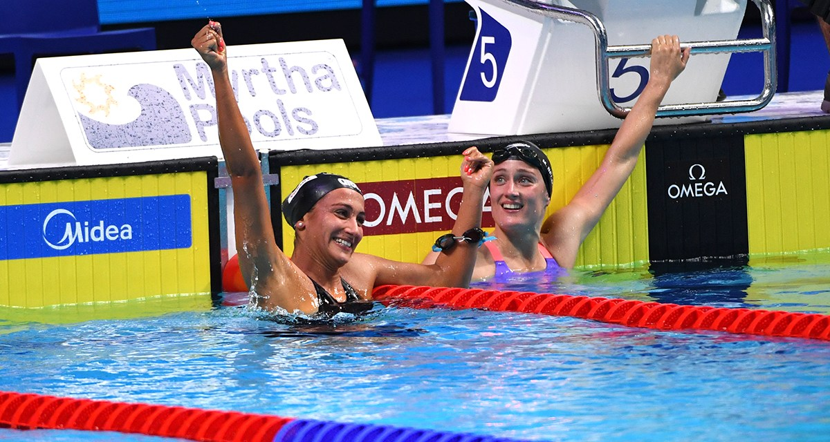 Universiadi, Taipei, day 6: bis di oro e record per Simona Quadarella