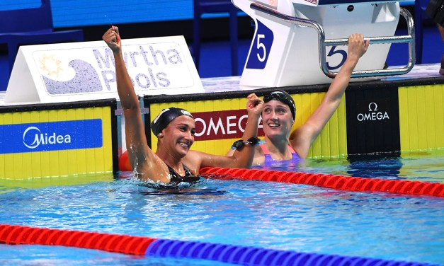 Universiadi, Taipei, day 6: bis di oro e record per Simona Quadarella