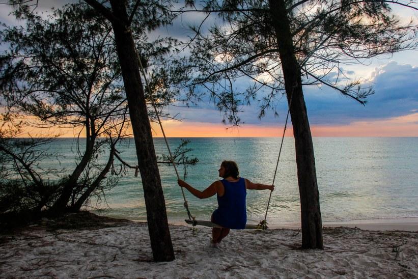 backpacking i Cambodja