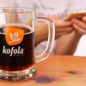 Kofola Original: if you love her, there is nothing to question.