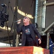 Fantastic set by Stone Sour @chiopenair #chicagoopenair #coreytaylor #stonesour #day3 #mainstage.