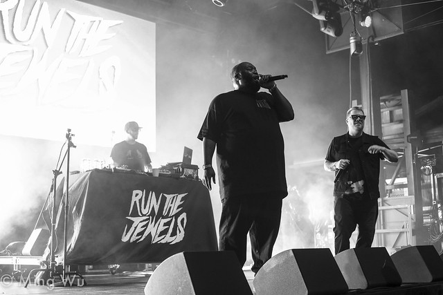 Run The Jewels @ Capitol Hill Block Party 2017