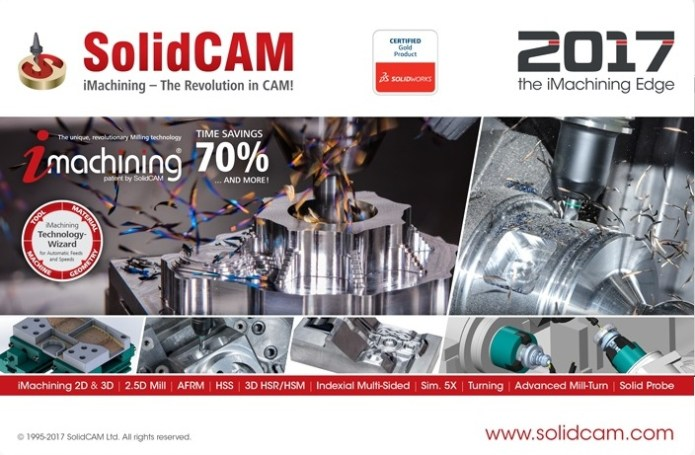 SolidCAM 2017 Documents and Training Materials