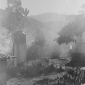 Misty Sierra Maestras.