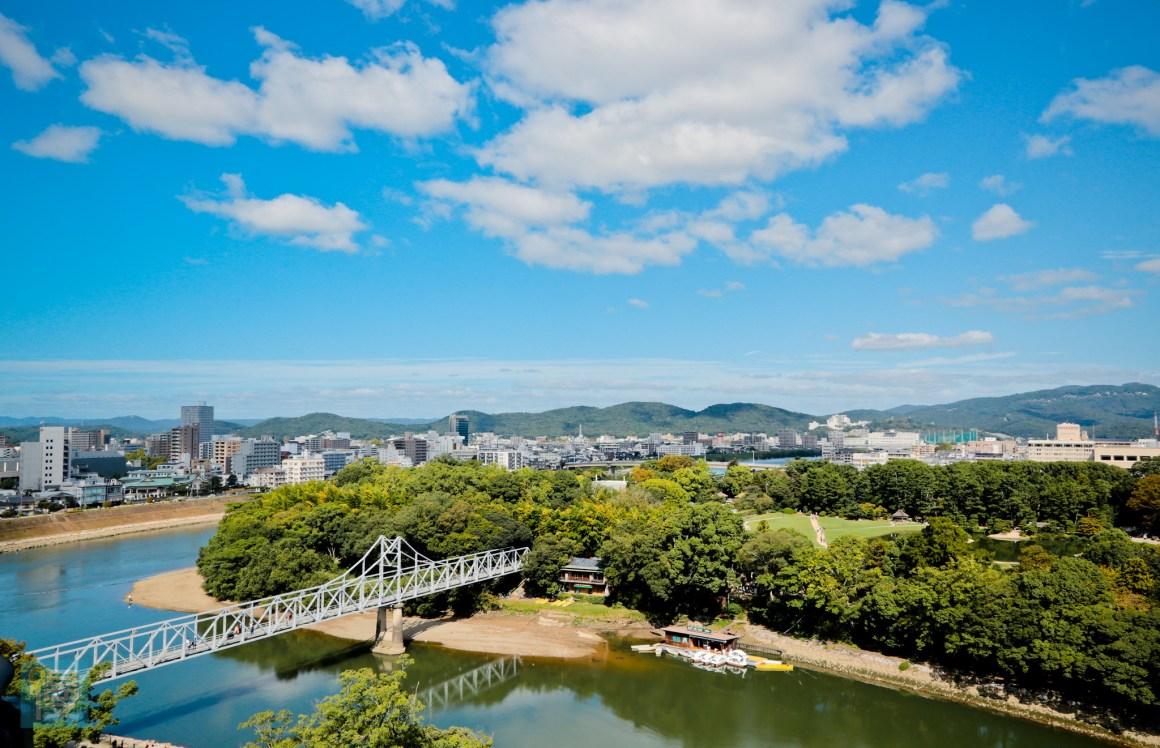 岡山景點自由行 岡山後樂園與岡山城 2016-529