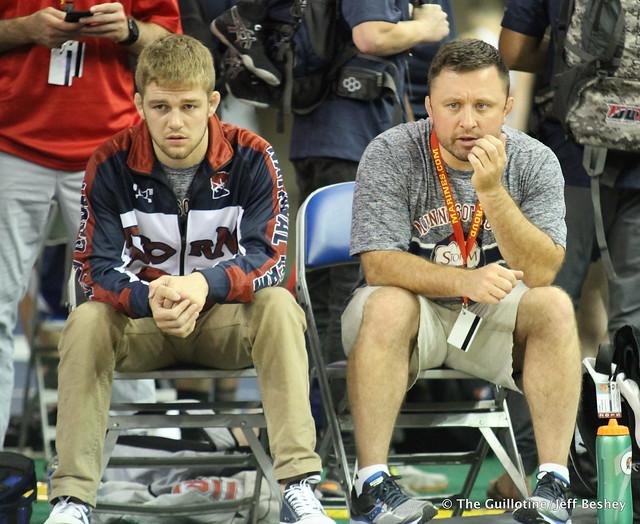 Coaches Seth Gross and Adam Thronson - 170715AJF0021