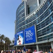 D23 Expo 2017 - Sunday @ The Anaheim Convention Center (07/16/17).