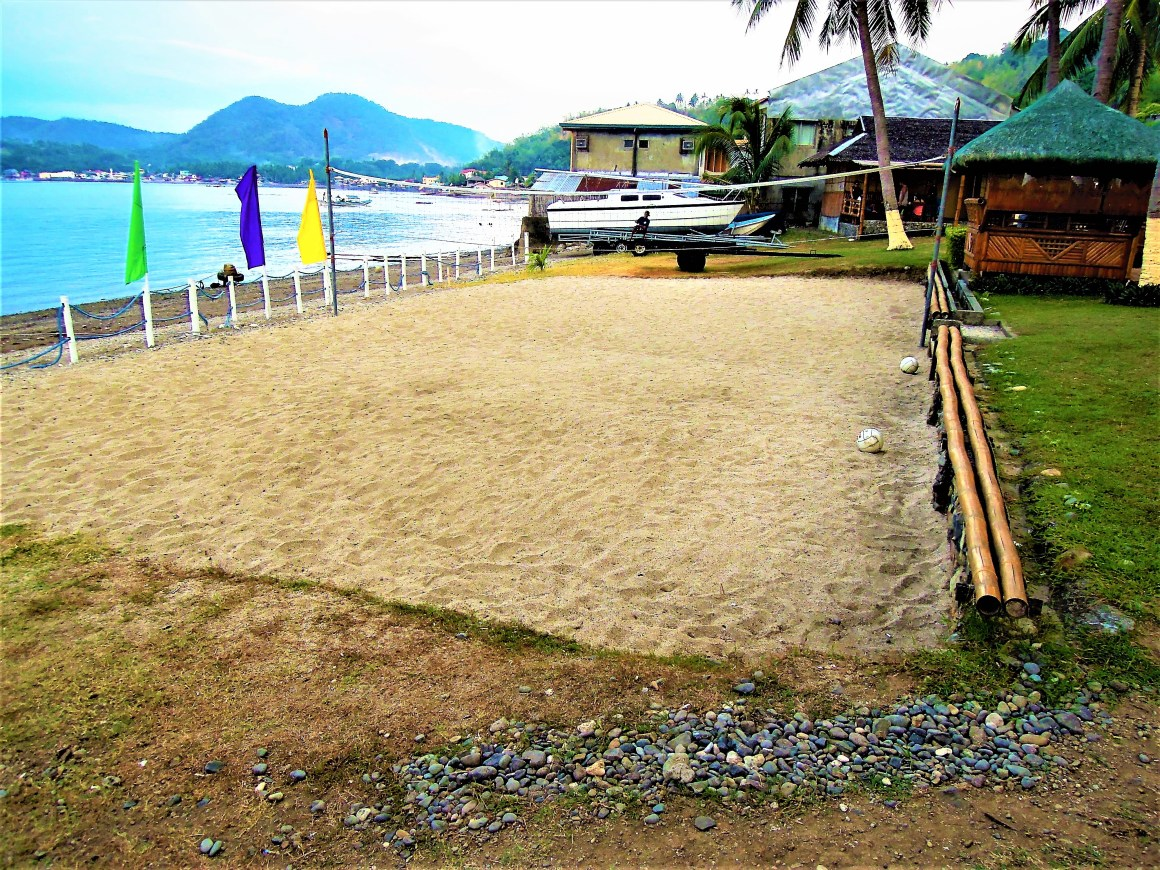 volleyball field