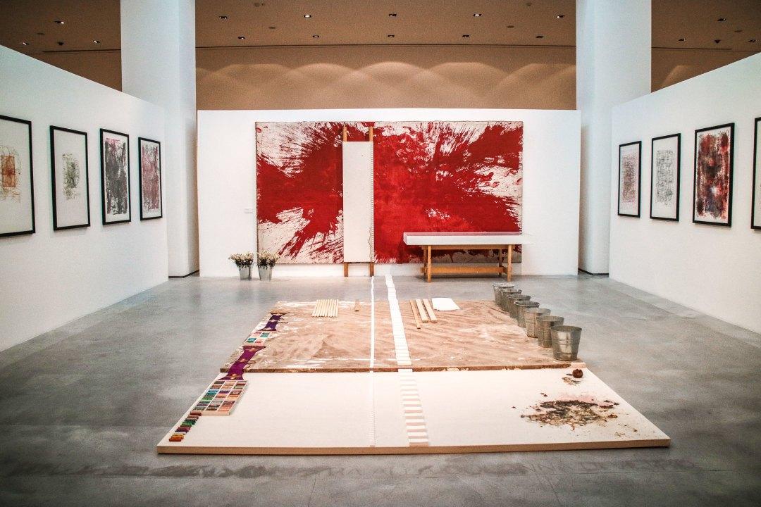 Mostra Hermann Nitsch
