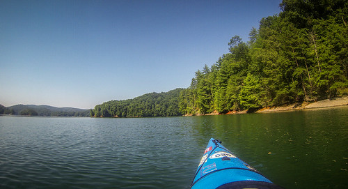 Tuesday at Lake Jocassee-9
