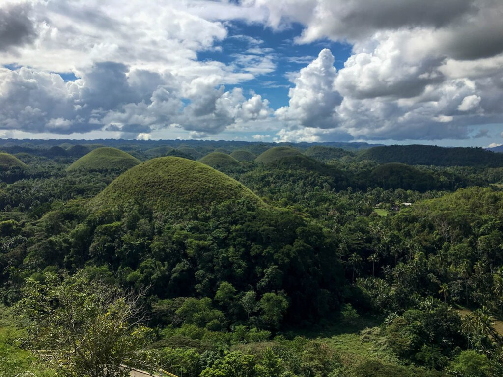 Chocolate Mountains Bohol | Bohol Tourist Spots