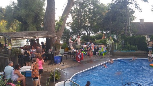 2017 Kelly and Steve's Summer Party