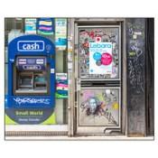 Street Art (C215), East London, England..