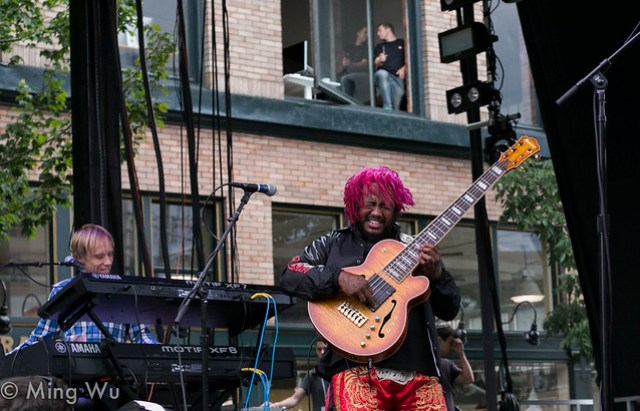 Thundercat @ Capitol Hill Block Party 2017