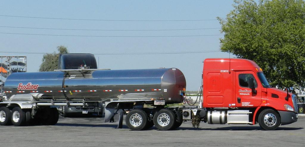 camiones medios de Transporte EE UU 05