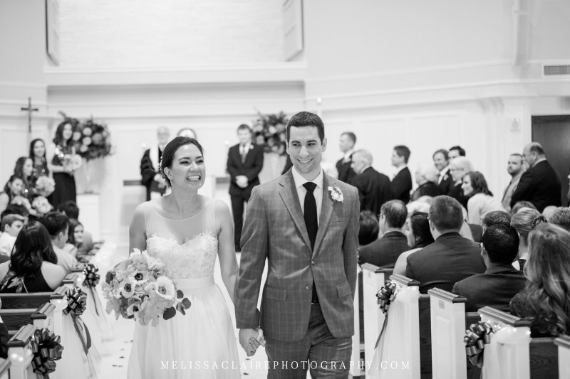 whites chapel umc wedding