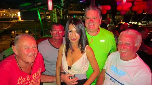Sexy Cherry Bar babes Pattaya Thailand
