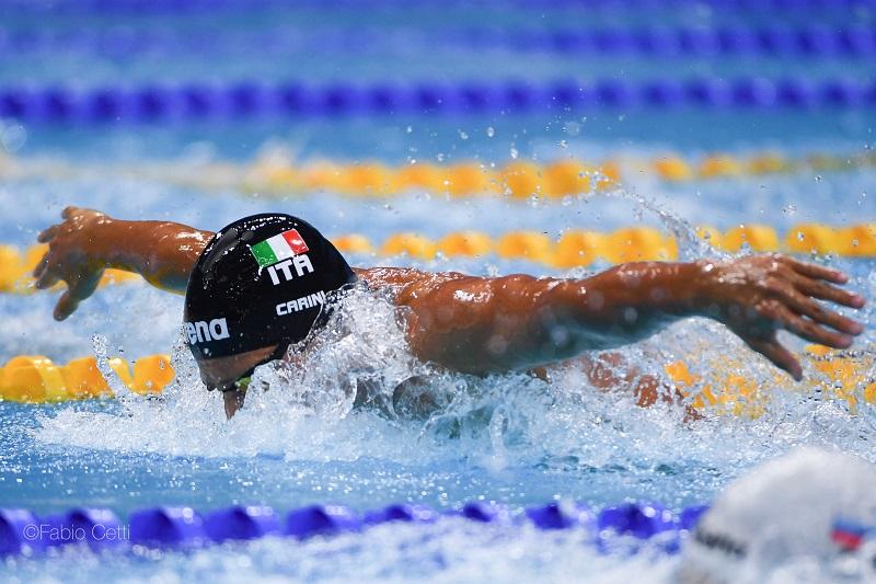 Training Lab, la misura della coordinazione nel nuoto: le nuotate simmetriche