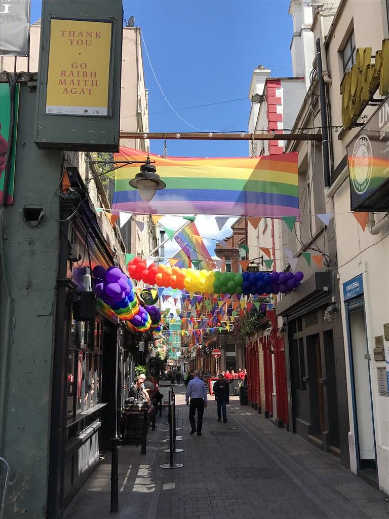 Dublin Dame Street