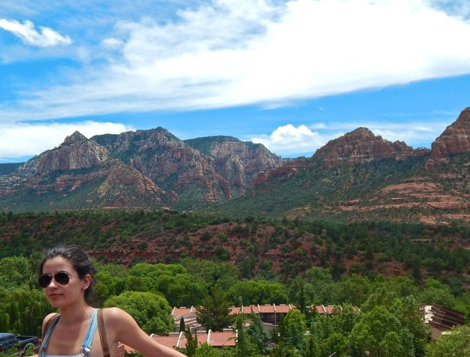 Views from Sedona, Arizona