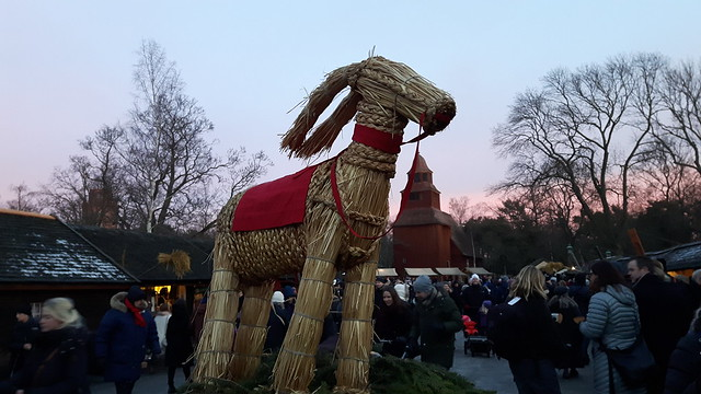 Christmas in Skansen (1)